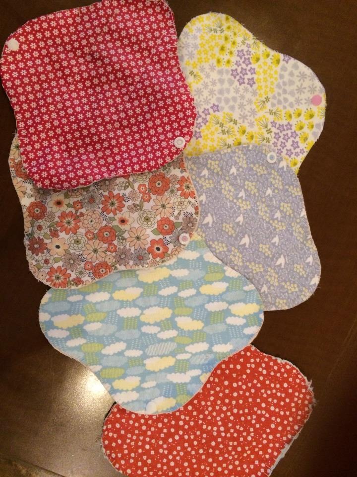手作り布ナプキン